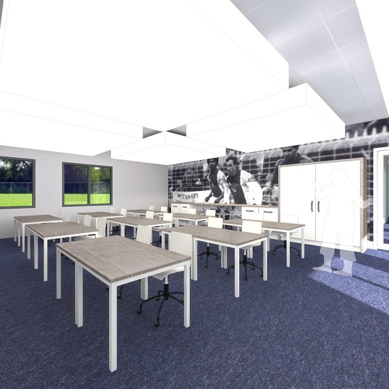 AFC Ajax Interieurontwerp 3